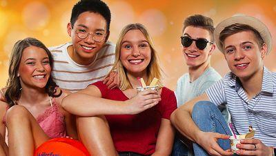 Schülerferienticket