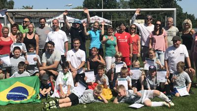 Junior Soccer Camp Merseburg