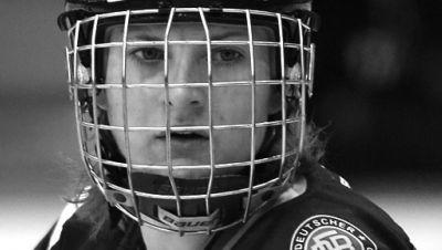 Eishockey-Nationalspielerin Sophie Kratzer