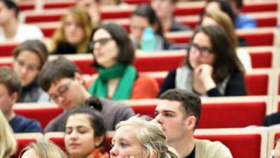 Studenten Uni Leipzig