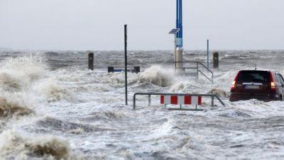 Sturmflut Nordsee