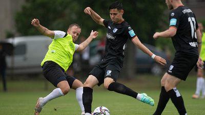 FCM gegen Tennis Borussia