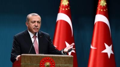 Türkeis Präsident Erdogan