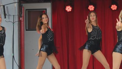 radio SAW Dancer