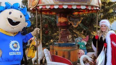 radio SAW Weihnachtsengel